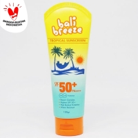 Bali Breeze Tropical 100gr SPF 65