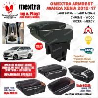 Armrest Box Avanza Xenia 2012 to 17 Console Box Armrest Avanza Xenia