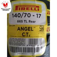 Ban Pirelli Angel City Uk 140/70 Ring 17