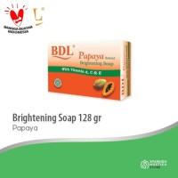 BDL Brightening Soap Papaya 128gr [1 pc]