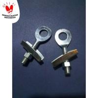 anting - Anting sepeda, setelan Rante, adjustable chain