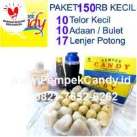 Pempek Candy - PAKET 150.000 Kecil - ASLI