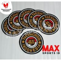 Badge Logo Taekwondo Indonesia Bordir