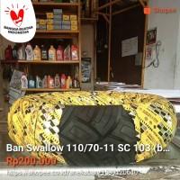 Ban Swallow 110/70-11 SC 103 (ban vespa lx / s depan)