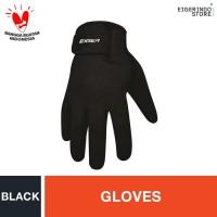 Eiger Riding New Basic Full Gloves - Black M