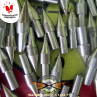 POINT ARROW 8mm-MATA ANAK PANAH-FIELD-HEAD-POIN-SHAFT-PANAHAN-ARCHERY