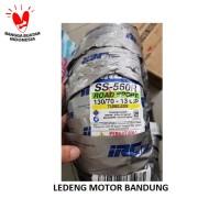 IRC 130/70-13 SS560 Rear Ban Luar Tubeless Motor Yamaha Nmax Belakang