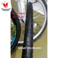BAN LUAR SEPEDA KENDA KWEST 26 X 1.25 | ROAD BIKE TIRE - THE SLIMMEST