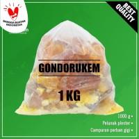Gondorukem / Gum Rosin / Siongka / Getah Damar / Arpus / Karbol Resin