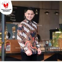 Parang Candravasih III - baju batik - batik slim fit - mensbatik