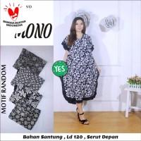 Daster jumbo batik pekalongan / daster lowo / baju hamil / daster