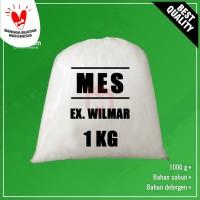MES Flake Methyl Metil Ester Sulfonate Bahan Sabun