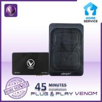 (HOME SERVICE) Paket audio mobil VENOM PAKET EXPRESS PRO V8