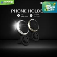 Hippo Magnetic Phone Car Holder Mobil Build in 4 N52 Magnet Halter 09