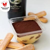 Lareia Baileys Tiramisu - Dessert box Tiramisu