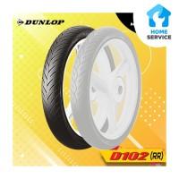 Dunlop D102 RR 120/70-17 TL Ban Motor