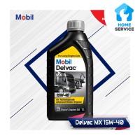 Mobil Delvac MX 15W-40 (1L) Oli Mesin