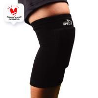 Pelindung Lutut Kiper Specs Sential Knee Pad Black 902883 Original