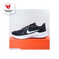 Sepatu Running/Lari Nike Downshifter 10 Black White CI9981-004 Ori