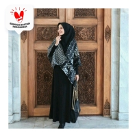 Outer Tenun Kemilau Dakara Indonesia