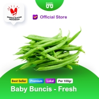 Baby Buncis Premium