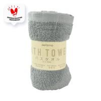 INFORMA - HANDUK MANDI - BATH TOWEL MARSHMALLOW 60X120CM GREY