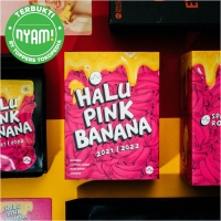 Halu Pink Banana (200 gram) roasted beans specialty coffee biji kopi