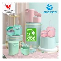 Tempat Kotak Penyimpanan Susu Bubuk Bayi Portabel Sealed Baby Milk
