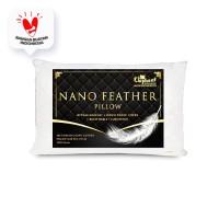 Bantal Kepala Hotel Bulu Angsa / Elephant Nano Feather