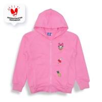 Jacket / Jaket Anak Perempuan Pink / Daisy PINK HOLIDAY - Merah Muda