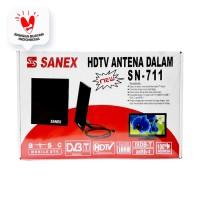 Sanex Antena Dalam HDTV Digital SN-711 - Hitam