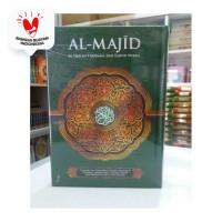 AlQuran Al-Majid, Al-Quran Tajwid Terjemah Almajid