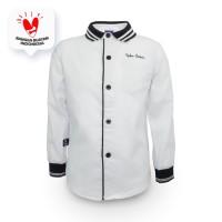 Shirt / Kemeja Anak Laki-laki White / Putih Rodeo Junior Boy GIft