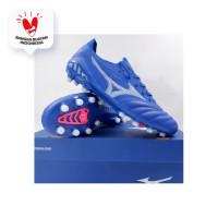 Sepatu Bola Mizuno Morelia Neo III β Elite Reflex Blue P1GA209125 Ori