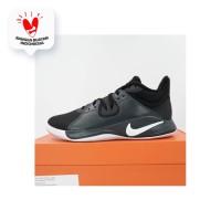 Sepatu Basket Nike Flyby Mid Black White CD0189-001 Original BNIB