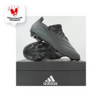 Sepatu Bola Adidas X Ghosted 3 FG Core Black EH2833 Original BNIB