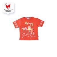 Tshirt / Kaos Anak Perempuan / Rodeo Junior Girl 3 Little Girls