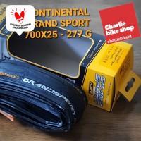 Ban Luar CONTINENTAL Grand Sport Race 700x25 Foldable 277 Gram