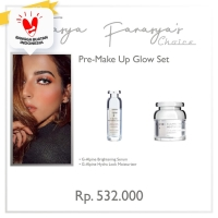 BHUMI Tasya's Choice: Pre-Make Up Glow Set