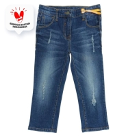 DAISY DUCK - Celana Jeans Anak Perempuan - SHANGHAI TRIP