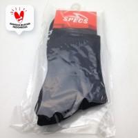 Kaos kaki Sekolah Specs School Socks S Black 903198 Original BNWT