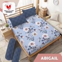 Kintakun Sprei DLuxe Exclusive Extra King Size Uk. 200x200 cm- Abigail