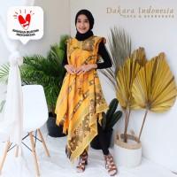 Dress Ethnic Tenun Ikat Sabrina - Dakara Indonesia