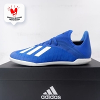 Sepatu Futsal Anak Adidas X 19.3 IN JR ROYBLU EG7170 Original BNIB