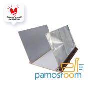 3D Phone Screen Magnifier / Kaca Pembesar Layar handphone bahan Kayu