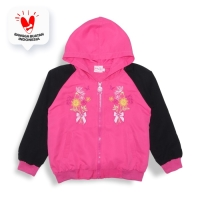 Jacket / Jaket Anak Perempuan Fuschia / Rodeo Junior Girl SPRING
