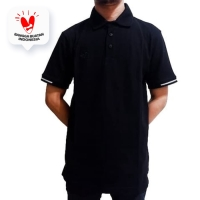 Kaos Specs United Polo Shirt Black 904254 Original BNWT