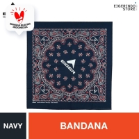 Eiger Union Paislay 1.0 Bandana - Navy