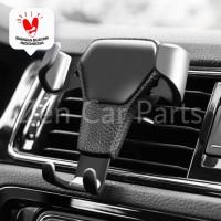 Phone Holder Air Vent Lubang AC Tempat HP Mobil Car Gravitasi