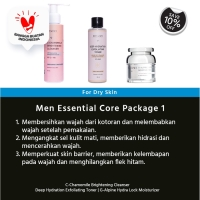 Men Essential Core Package 1 (For Dry Skin)